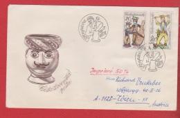 Tchécoslovaquie  --  Env 12/5/1978 - Cartas