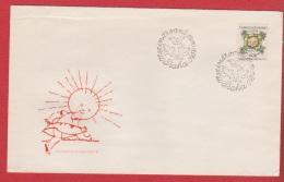 Tchécoslovaquie  --  Env 1/6/1974 - Cartas