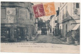 COULONGES SUR L´AUTIZE - Rue De Fontenay - Coulonges-sur-l'Autize