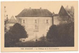 ENSIGNE - Chateau De La Commanderie - France