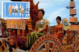 THAILAND MAXIMUN CARD   (SET160030) - Tailandia
