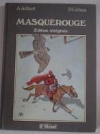 Masquerouge  Edition Intégrale De Juillard Et Cothias - Juillard