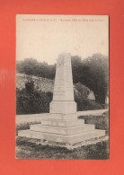 * CPA..dépt 78..SAINT ILLIERS La VILLE  : Monument élevé Aux Morts Pour La Patrie  : Voir Les 2 Scans - Autres Communes