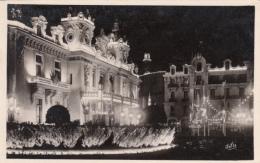 Real Photo - Monaco Monte-Carlo - Casino - Edition Rella - 2 Scans - Casino