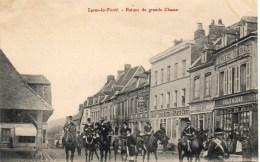 27 LYONS-la-FORÊT  Retour De Grande Chasse - Lyons-la-Forêt