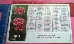 CALENDARIETTO 1994 LIBRERIA ED PAOLINE - Calendari