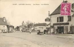 LEVIER        LA LACE   HOTEL POMPE A ESSENCE - France