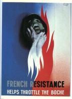 Thème Général De Gaulle - De Gaulle Sur Les Murs De France - N° 9 - R 2424 - Uomini Politici E Militari