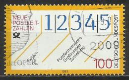 1993 Germania Federale - Francobollo Usato / Used - N. Michel 1659 - Usados