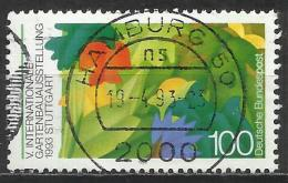 1993 Germania Federale - Francobollo Usato / Used - N. Michel 1672 - Usados