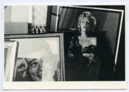 MARLENE DIETRICH - Cinema Actress  ( 2 Scans ) - Acteurs