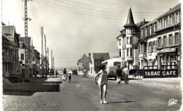 Fort Mahon Plage Avenue De La Plage - Tabac Café - Bus - Fort Mahon