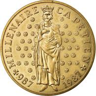 Monnaie, France, 10 Francs, 1987, FDC, Nickel-Bronze, KM:E136, Gadoury:820 - Francia