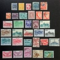 1870 Overprint Huanuco + 31 Stamps 1878-1967 - Peru