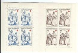 "FR Carnet YT 2007 "" Croix-Rouge TP 1187/88 ""1958 Neuf** - Carnets"