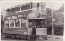 Tram Photo London Transport Tramcar Car 1880 Tramway Route 62 Reid's Stout - Trains