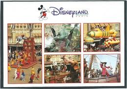 Disneyland Paris 1994 - Parade - Multi Vues - Disneyland