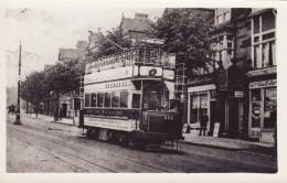 Tram Photo London Metropolitan Electric Tramways Tramcar Car 115 Middlesex - Trains