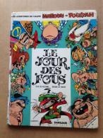 BD Iznogoud - Le Jour Des Fous - Tabary - (E.O.) - Iznogoud