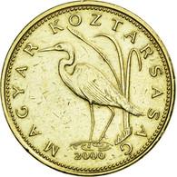 Monnaie, Hongrie, 5 Forint, 2000, Budapest, TTB, Nickel-brass, KM:694 - Hongrie