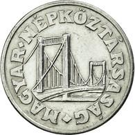 Hongrie, 50 Fillér, 1975, Budapest, TTB, Aluminium, KM:574 - Hungary