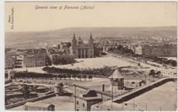 GENERAL VIEW OF FLORIANA (MALTA) - Malte