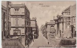 STRADA REALE (MALTA) - Malte