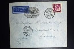 Netherlands Indies, Douglas DC 3 Eerste Vlucht Naar NI. 1937 - Indes Néerlandaises