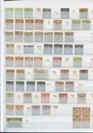 COLONIES FRANCAISES PLUS DE 3400 € COTATION YVERT PETITS VALEURS POUR ETUDIE OBLITERATIONS PAR EXPERTS  ZTU. - France (ex-colonies & Protectorats)
