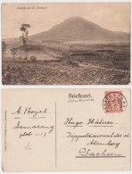NETH. INDIA: Postcard Sent From Semarang To Germany (1910) SINDORO MOUNT - Carte Postale / Postcard - Oblitere / Used