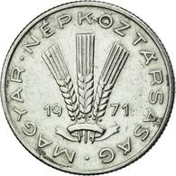 Hongrie, 20 Fillér, 1971, Budapest, TTB, Aluminium, KM:573 - Hongrie