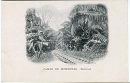 Campo De Honduras, Railroad - Lot. A165 - Honduras