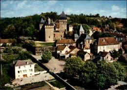 24 - BADEFOLS-D'ANS - Vue Aérienne - France