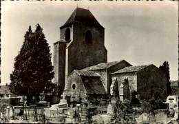 24 - LE BUISSON - Cimetière - église De CABANS - France