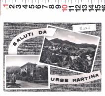 5071  URBE MARITTIMA VEDUTE VARIE - Savona