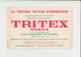 Buvard TRITEX Granule - Buvards, Protège-cahiers Illustrés
