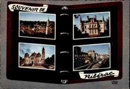 24 - RIBERAC - Multi Vues Classeur - Riberac