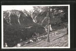 CPA Manas, Vue De Das Dorf - GR Grisons
