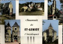 24 - SAINT-GENIES - Multi Vues - France