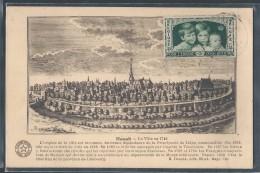 CPA BELGIQUE - Hasselt, La Ville En 1740 - Hasselt