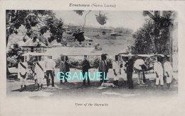 Afrique - SIERRA LEONE - FREETOWN View Of The Barracks. -  ((voir Scan). - Sierra Leone