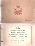 PRO ONORANZE AI CADUTI IN GUERRA - Sacile 16 Marzo 1924 - Tipografica Sacilese - War 1914-18