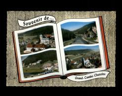 25 - GRAND-COMBE-CHATELEU - Multi Vues Livre - Autres Communes