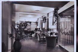 BONN HOTEL BERGISCHER PHOTO CARTE - Allemagne