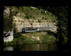 25 - LABERGEMENT-SAINTE-MARIE - Train - Autres Communes