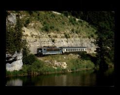 25 - LABERGEMENT-SAINTE-MARIE - Train - France