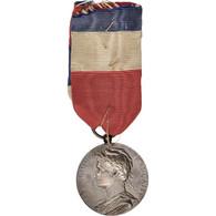 France, Ministère Du Commerce Et De L'Industrie, Medal, 1924 - Militari