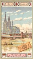 Chromo Chocolat Suchard - Série N° 137 (6) - Köln Cologne Allemagne - Suchard