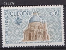 FRANCE 1971 N°1676*** - Nuovi