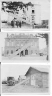 Oise Région De Pierrefonds CARD American Redcross Zouaves Infirmières Anne Morgan Murray 8photos 1914-1918 14-18 Ww1 Wk1 - War, Military